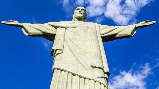 Christ the Redeemer statue