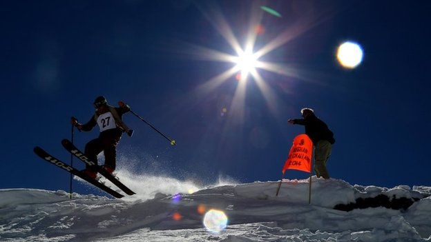The Bamyan ski challenge has been held for the last four years