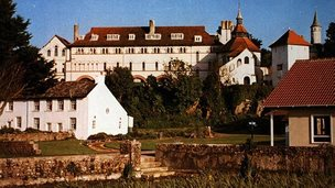 Caldey Island Monks