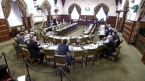 The Severn Bridges debate in Westminster Hall