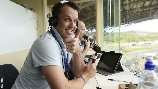 Graeme Swann on TMS