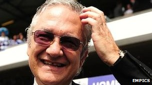 Prospective Birmingham City buyer Gianni Paladini