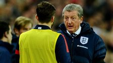 Adam Lallana Roy Hodgson