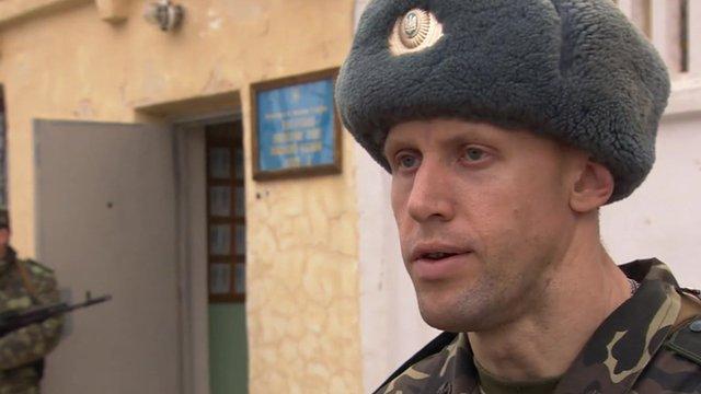 Yevgenii Pukhkiy, Ukrainian deputy commander