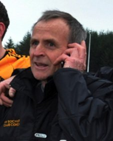Aloysius Hackett was well-known in GAA circles in County Tyrone