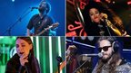The Black Keys, Kelis, Lykke Li and Crystal Fighters