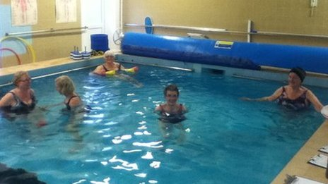 St George's Community Hydrotherapy Pool