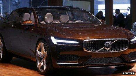 Volvo ES concept