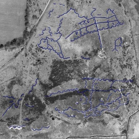 Ww1 Practice Battlefield Rediscovered