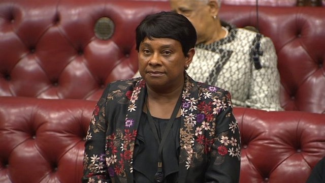 Baroness Lawrence of Clarendon