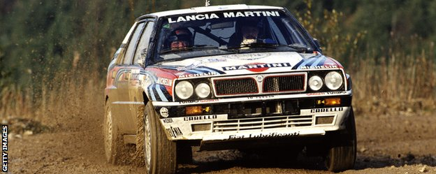 Martini Lancia Delta
