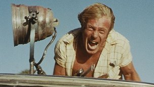 Still from film Wake In Fright