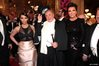 Kim Kardashian, Kris Jenner and Richard Lugner