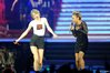 Taylor Swift and Emeli Sande