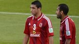 Al Ahly players