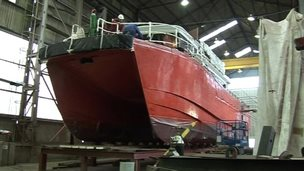 Alicat Workboats