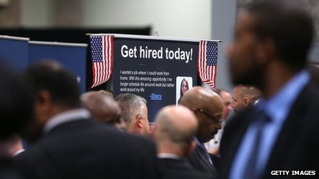 US job fair