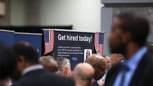 US jobs fair