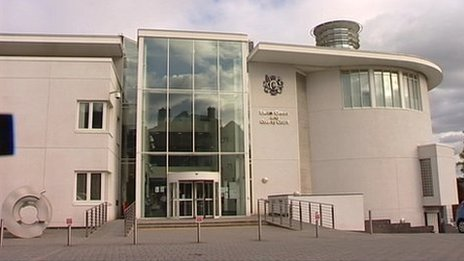 Exeter Crown Court