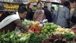 Delhi's INA market stocks relatively more expensive sauces, vegetables and meats to cater to the expat community