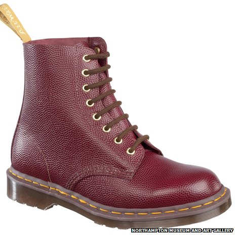 Dr Marten's 50th anniversary boot
