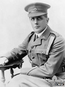 Captain Ronald Lennox Henderson