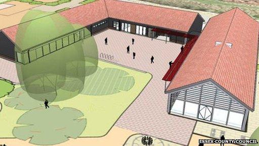 Hadleigh Farm 'Hub'
