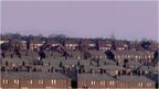 Rooftops of houses - generic