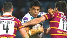 Huddersfield & Leeds battle it out