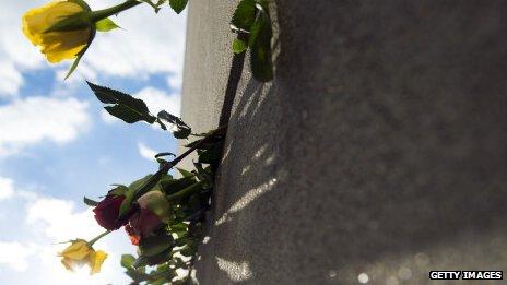 Berlin wall - remnants