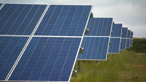 Bt Adastral Park Site Signs 163 26m Solar Farm Deal Bbc News