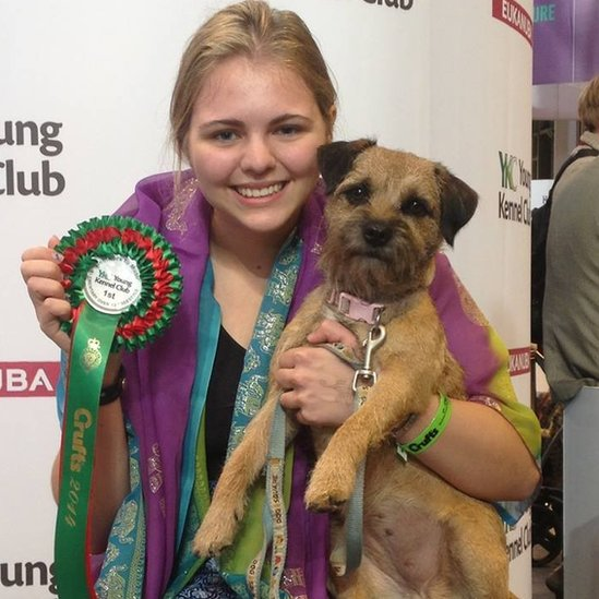 Jodie Forbes and Bramble