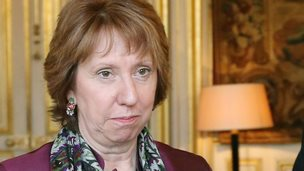 Catherine Ashton (file image)