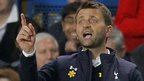 Sherwood fury at Spurs 'capitulation'