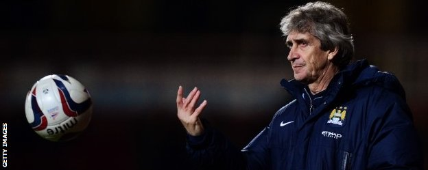 Pellegrini must work out how to beat Barca - without the ball