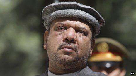 Mohammad Qasim Fahim