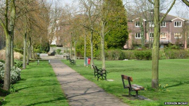 Redhill Memorial Park