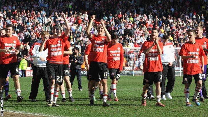 Sheffield United 2-0 Charlton