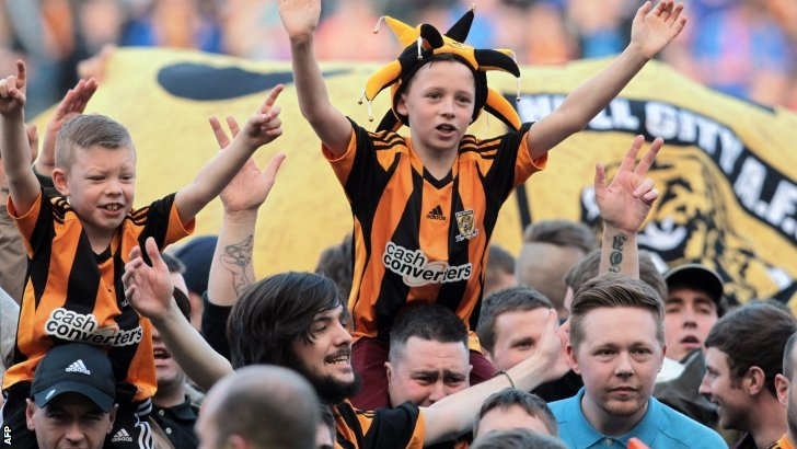 Hull 3-0 Sunderland