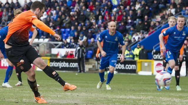 Highlights - Inverness CT 0-5 Dundee Utd