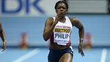 GB sprinter Asha Philip