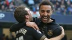 Manchester City 1-2 Wigan Athletic