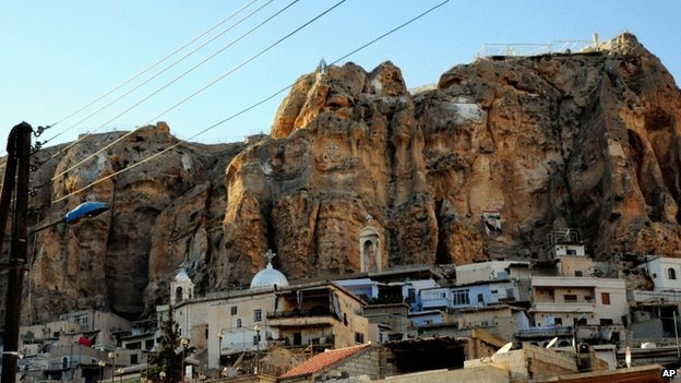 Maaloula (file photo)