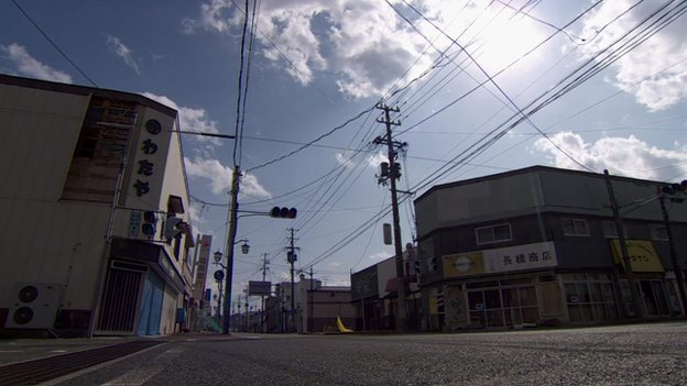 Time stands still in the towns near the Fukushima nuclear power plant, which are also known as the dead zone