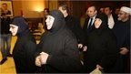 VIDEO: Kidnapped nuns released in Syria