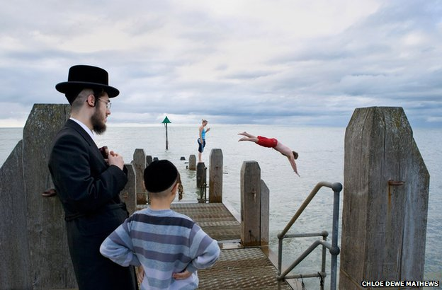 Hasidic Holiday by Chloe Dewe Mathews
