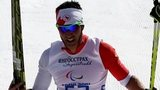 Canadian cross country skier Brian McKeever