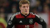 Bayern Munich's Toni Kroos