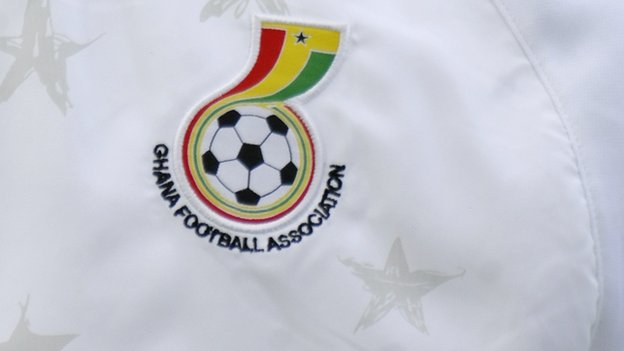Ghana Football Association badge