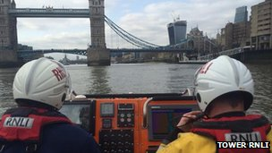 Tower RNLI